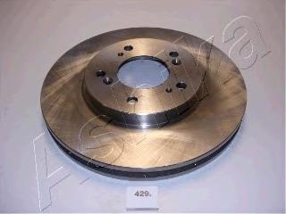 6004429 ASHIKA Тормозной диск