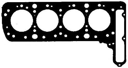 Прокладка, головка цилиндра GOETZE 3002392410