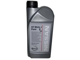 Масло трансмиссионное  AT-Matic J Fluid NISSAN (1L) NISSAN KE90899932