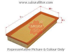 A6821 SAKURA Воздушный фильтр
