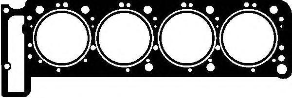 Прокладка, головка цилиндра GLASER H5010200