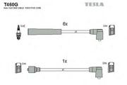 T460G TESLA Комплект проводов зажигания