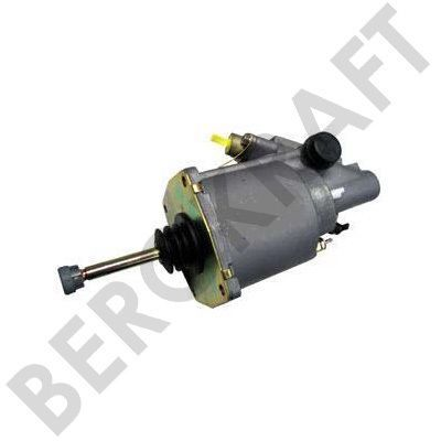 BK1204110AS BERGKRAFT Усилитель механизма сцепления (Kongsberg:628260AM) DAF 75/85CF,CF75,CF85/IV,XF95