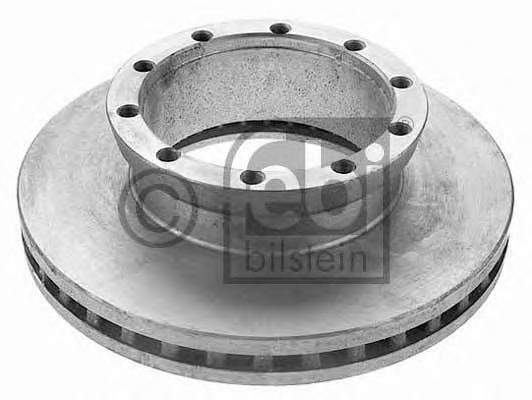 06986 FEBI Тормозной диск