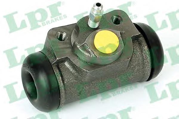 Колесный тормозной цилиндр LPR 4329