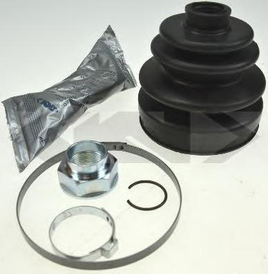 Комплект пылника, приводной вал GKN (LOEBRO) 300337