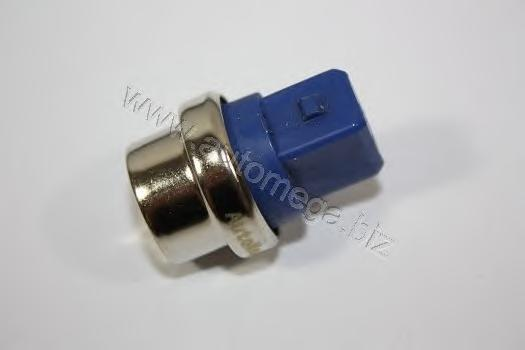 Датчик темп охл жидк   AUDI,VW 1,0-2,8 [2-x конт.,голубой,вставной]  87~  (7.3101) AUTOMEGA 309060041025A