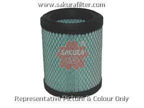 A6607 SAKURA Воздушный фильтр