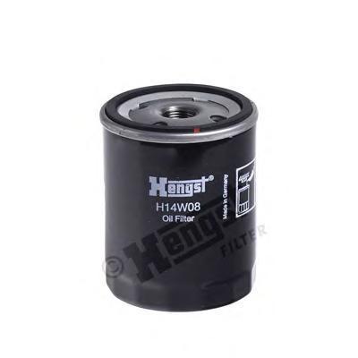 Масляный фильтр HENGST FILTER H14W08