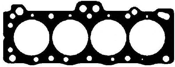 Прокладка, головка цилиндра GLASER H8087200