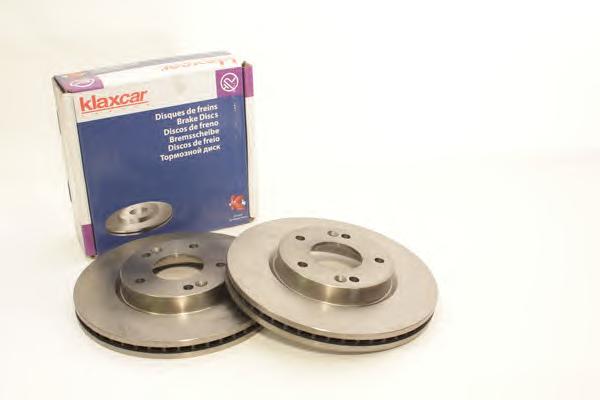 25058Z KLAXCAR Тормозной диск
