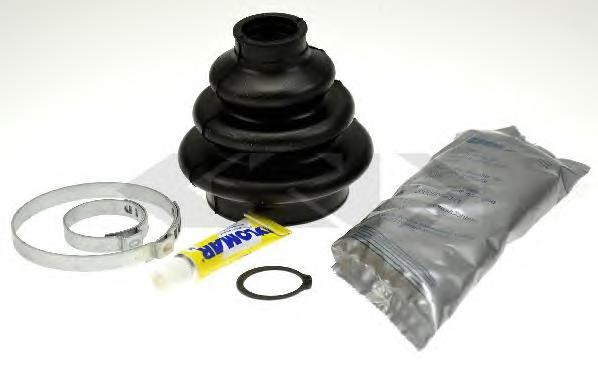 302333 GKN (LOEBRO) Комплект пылника, приводной вал