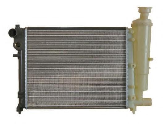 Радиатор, охлаждение двигателя NRF 58807