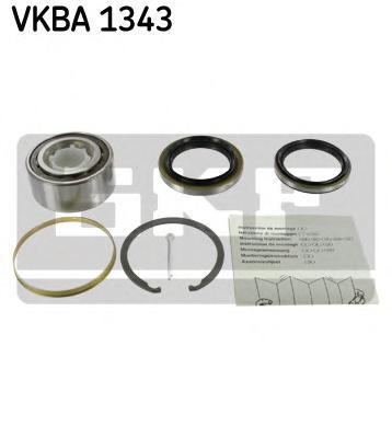 VKBA1343 SKF Комплект подшипника ступицы колеса