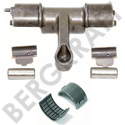 BK1612804AS BERGKRAFT Рычаг суппорта в комплекте с подшипниками правый For Meritor LRG571/575/577/587/589/591/617/703/705