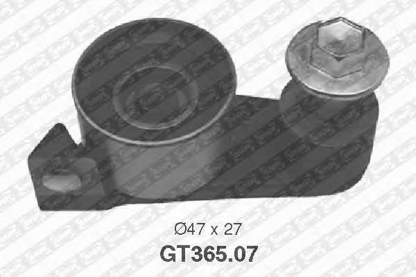 GT36507 NTN-SNR Натяжной ролик, ремень ГРМ