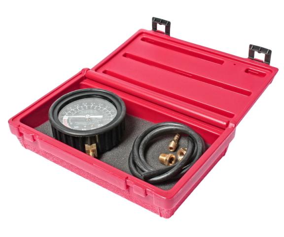 Универсальный прибор для измерения давления топливной магистрали. Вакуумметр JTC JTC1622