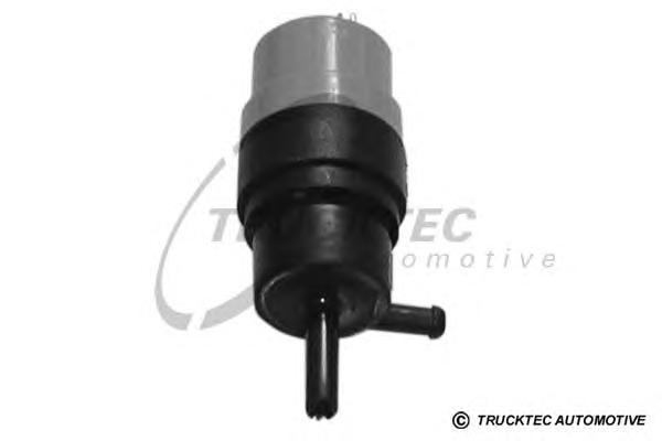 0161007 TRUCKTEC Водяной насос, система очистки окон