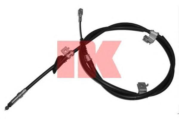 904003 NK Трос стояночного тормоза