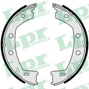 09950 LPR/AP Комплект тормозных колодок, стояночная тормозная система
