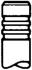 25300 TRW/LUCAS Впускной клапан
