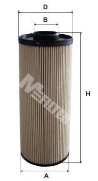 Топливный фильтр M-FILTER DE3107