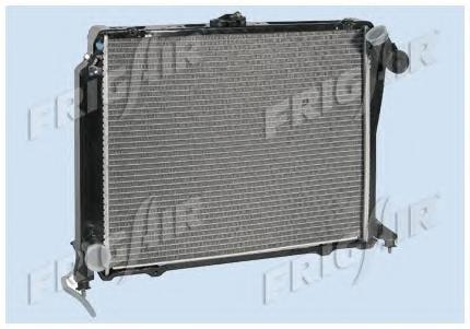 Радиатор, охлаждение двигателя FRIG AIR 01153003