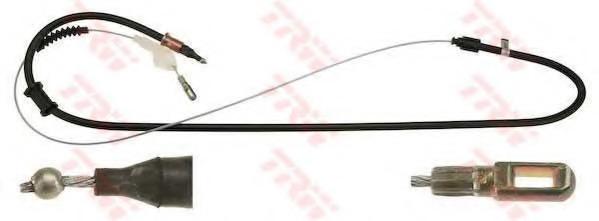 GCH1254 TRW/LUCAS Трос, стояночная тормозная система