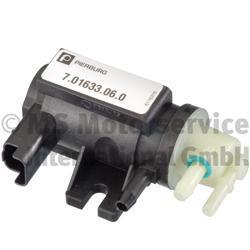 701633060 PIERBURG Преобразователь давления, турбокомпрессор