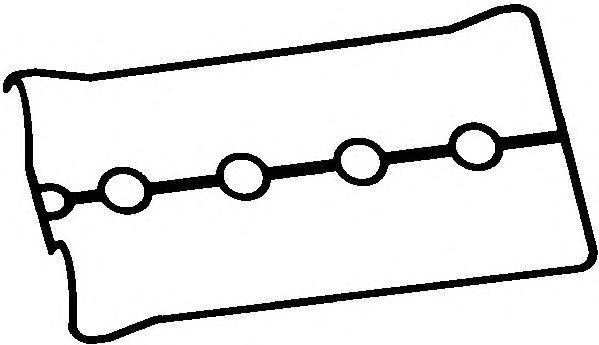 11063300 AJUSA Прокладка, крышка головки цилиндра