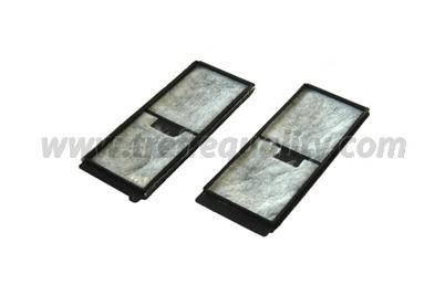 699 3F QUALITY Фильтр салонный угольный