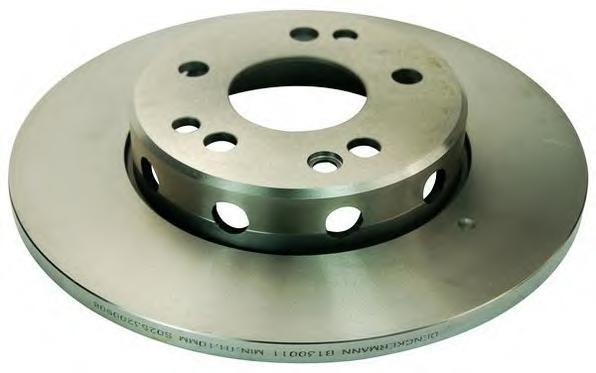 Тормозной диск DENCKERMANN B130011