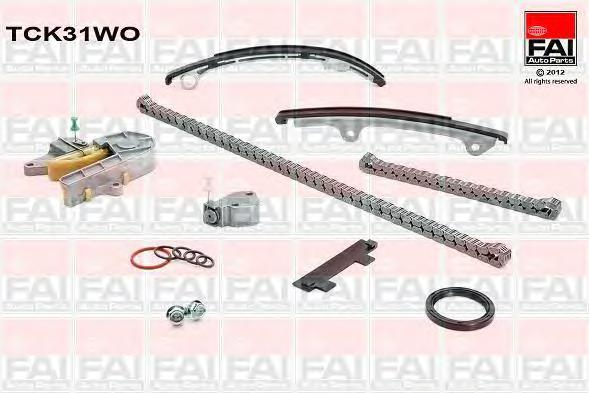 Комплект цели привода распредвала FAI AUTOPARTS TCK31WO