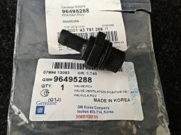 96495288 GENERAL MOTORS Клапан вентиляции картера Chevrolet Lacetti
