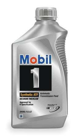 112980 MOBIL Масло трансм. АКПП синтетика,   0.946л