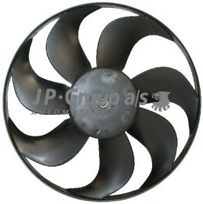 1199104100 JP GROUP Электродвигатель, вентилятор радиатора