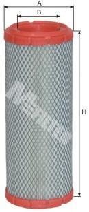 Воздушный фильтр M-FILTER A1024