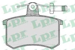 Комплект тормозных колодок, дисковый тормоз LPR/AP 05P215