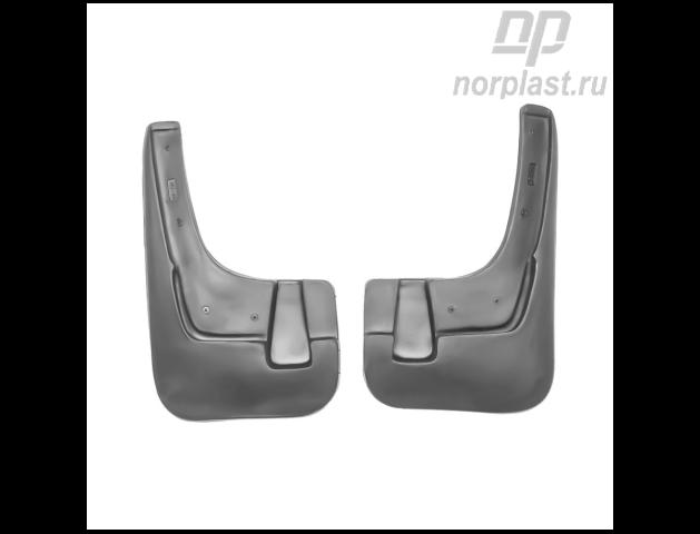 NPLBR8412F NORPLAST Брызговики передние (2шт)