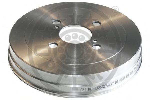 Барабан тормозной OPTIMAL BT1670