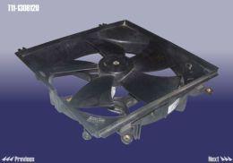 Вентилятор первичный радиатора левый CHERY T111308120