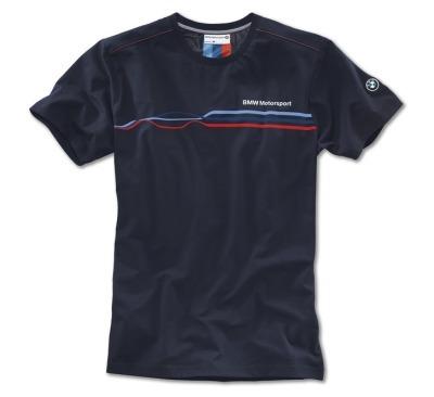 80142285856 BMW Мужская футболка Motorsport Fashion L
