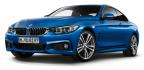 Миниатюра BMW 1:43 4er Coupe F32 синий BMW 80422318858