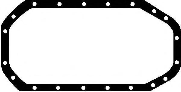 Прокладка, маслянный поддон GLASER X0337001