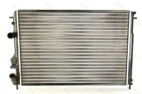 Радиатор, охлаждение двигател THERMOTEC D7R016TT