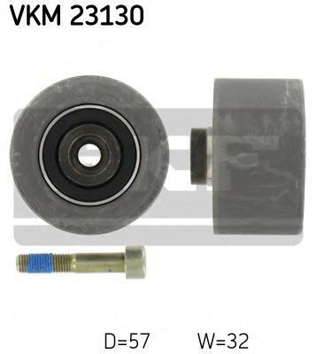 VKM23130 SKF Паразитный / Ведущий ролик, зубчатый ремень