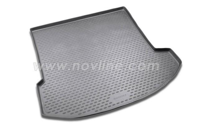 Коврик в багажник MAZDA 6 2007->, сед. (полиуретан), шт NOVLINE CARMZD00016