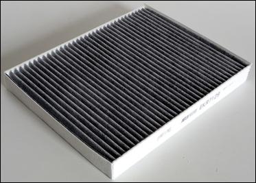 EKR7129 MECAFILTER Фильтр, воздух во внутренном пространстве