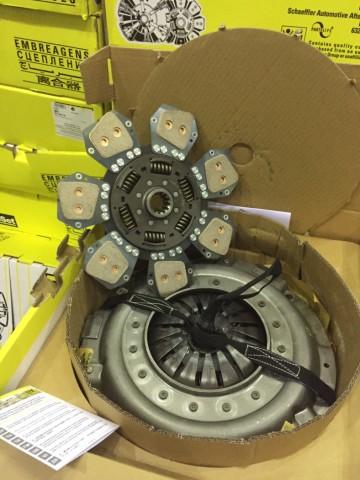 633308709 LUK Комплект сцепления МТЗ-82