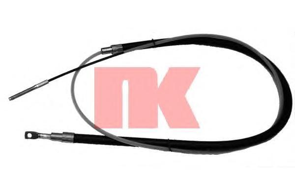 901514 NK Трос, стояночная тормозная система
